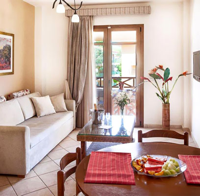 Cozy Suites in Possidi Halkidiki
